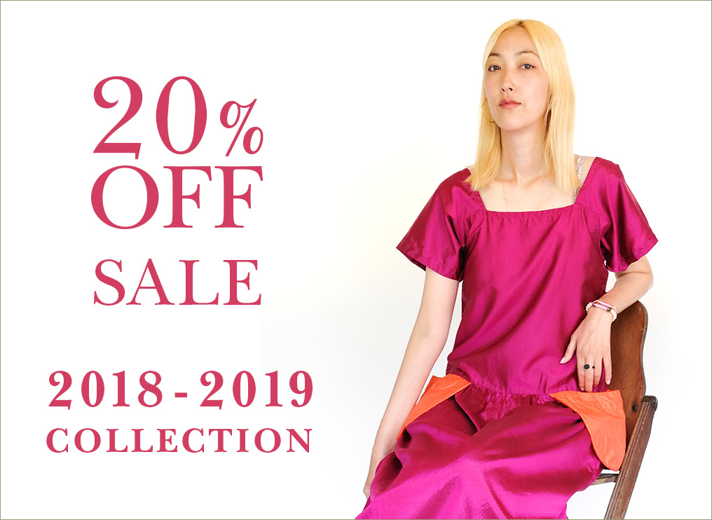 SALE 2018-2019 collection
